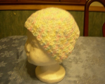 Crochet beanie for baby