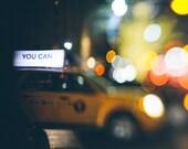 16x20 Unframed New York City at Night
