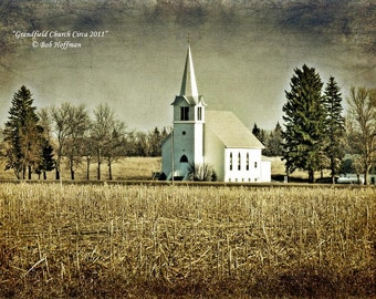 Grandfield Church Circa 2011