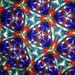 Kaleidoscope, 12 inch body, multi-colored Kallistoscope