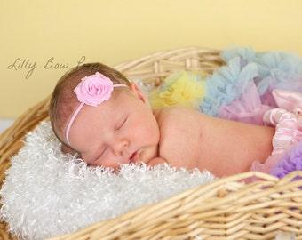 baby headband, headband, flower headband, newborn girl,baby girl,baby,headbands,baptism,flower girl dress,bridal,hair bow,bows,wedding, girl