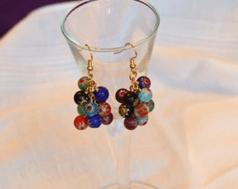 """The """"Bernice"""" collection: earrings"""