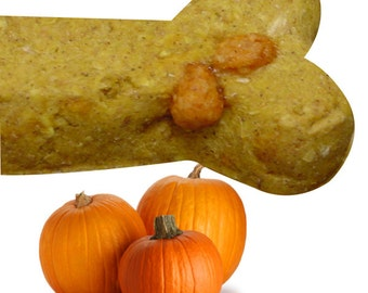 Pumpkin Gourmet Dog Treats