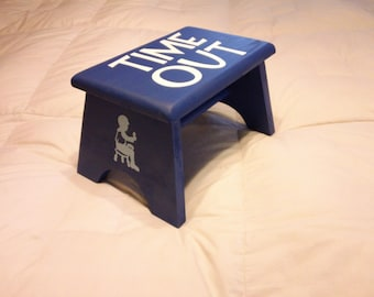 Time Out Step Stool