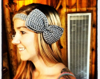 Woman's Bow Headband