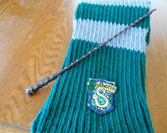 Slytherin scarf Etsy