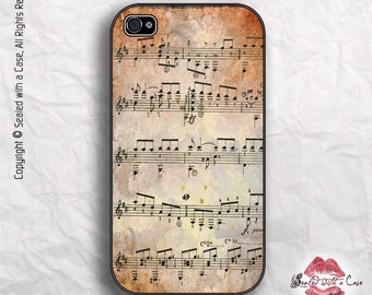 Mozart Sheet Music - iPhone 4/4S 5/5S/5C/6/6+ and now iPhone 7 cases!! And Samsung Galaxy S3/S4/S5/S6/S7