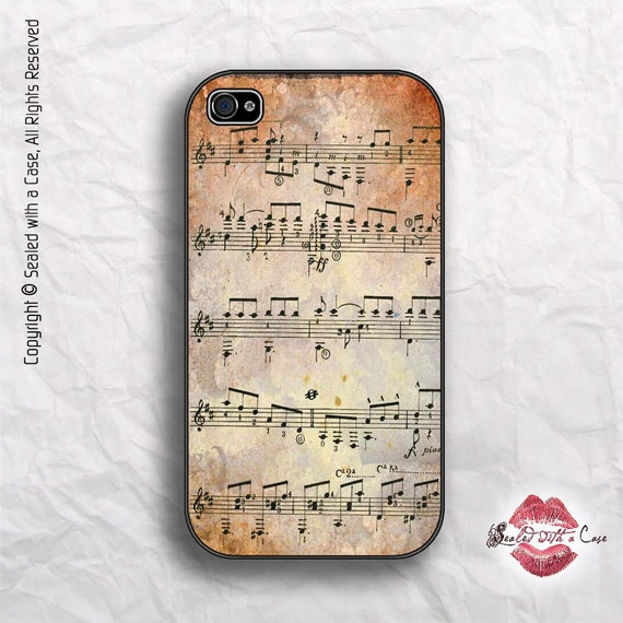 Music Iphone 4 Case
