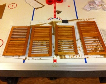 Custom Hand Made Vent Covers