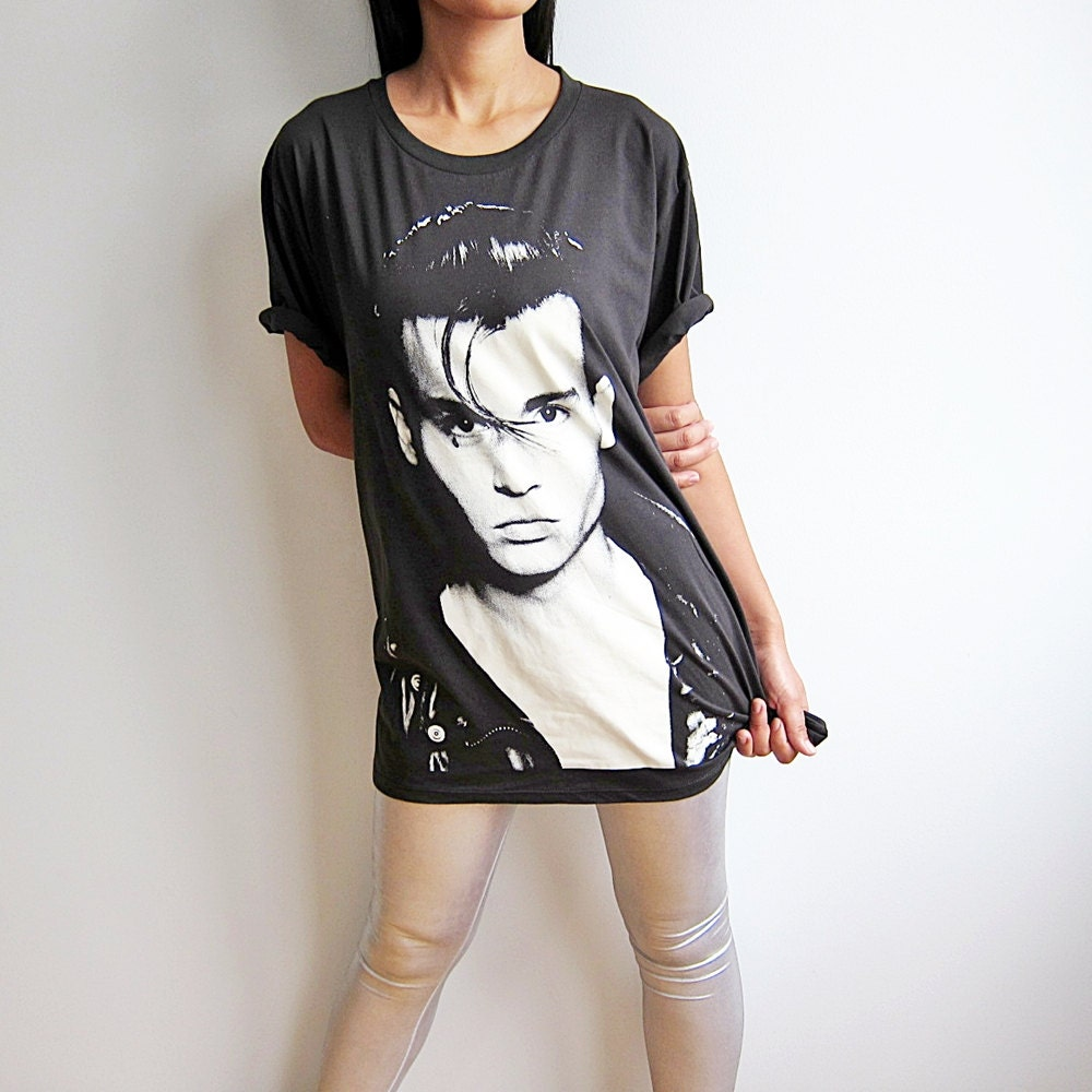 Johnny Depp Shirt Cry Baby