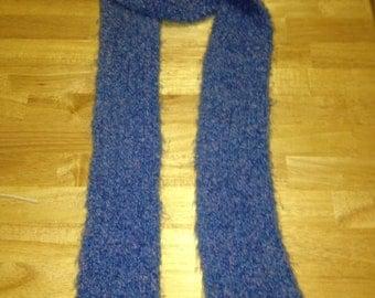 Pretty super soft blue/purple scarf