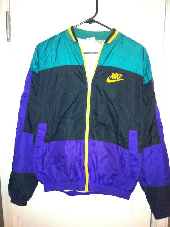 Nike 90u0026#39;s Vintage Windbreaker Jacket