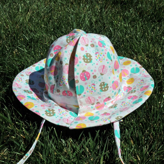 Baby to Toddler Adjustable Sun Hat