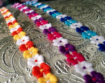 The Flower Child Headband- Your Color Choice