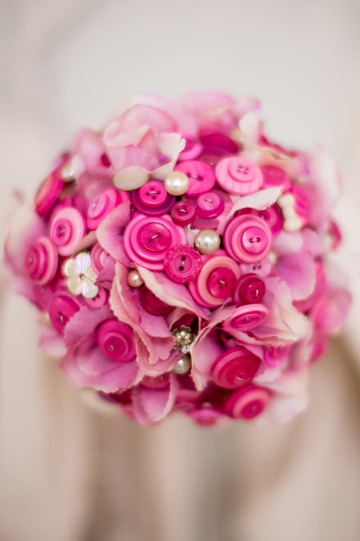 Button Bridal Bouquet Etsy : Button bouquet package