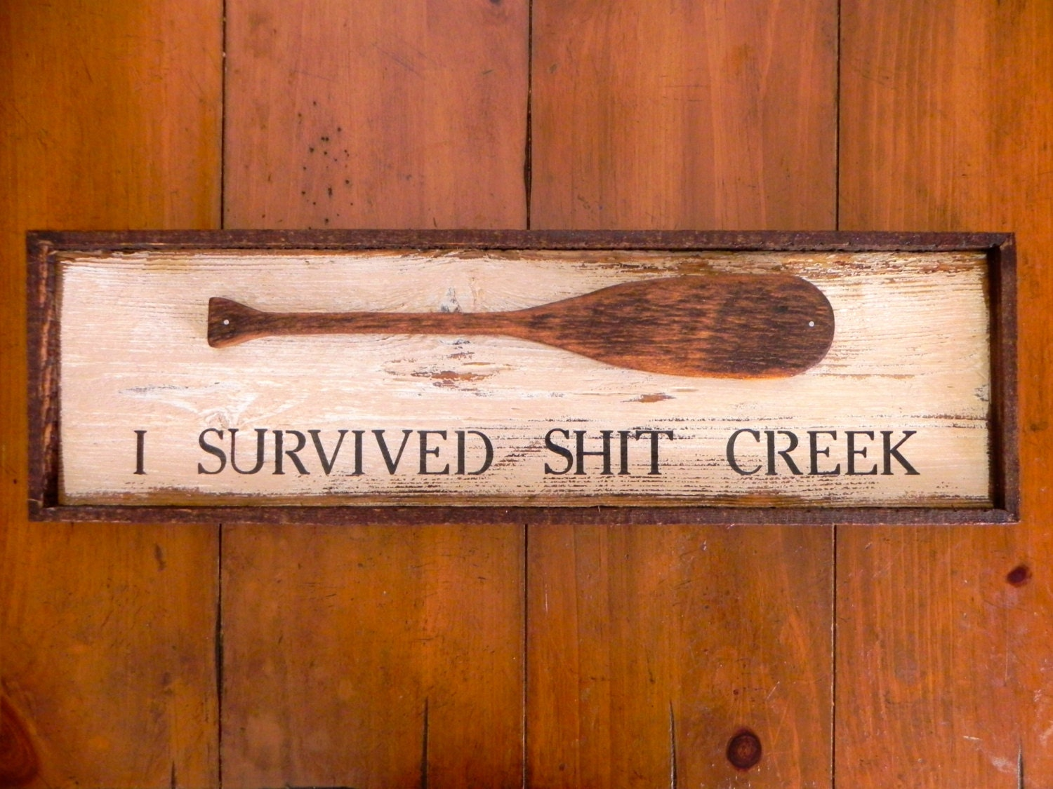 Wooden sign bar sign humorous funny handmade home by for Best home decor on etsy
