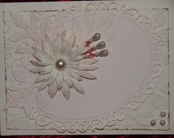 Hand made greeting card - any occasion