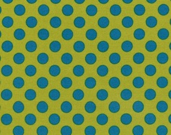 SALE - Ta Dot Caribe by Michael Miller Fabrics CX1492 - Sold by the half yard