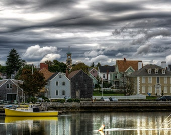Pierce Island in Portsmouth New Hampshire, Fine Art Photo Print Multiple Sizes