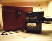 Vintage Revere 8mm Movie Camera