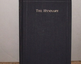 Hymnary of the United Church of Canada circa 1930