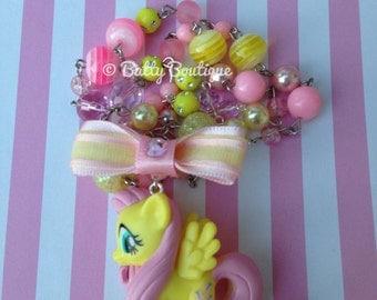 Fluttershy - My Little Pony Necklaces - MLP:FiM