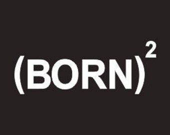 "Born Again 7"" Vinyl Decal Widow Sticker for Car, Truck, Motorcycle, Laptop, Ipad, Window, Wall, ETC"