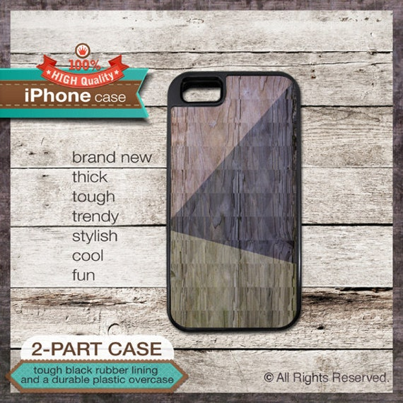 Minimalist art wood effect - iPhone 6, 6+, 5 5S, 5C, 4 4S, Samsung Galaxy S3, S4 Design Cover 102