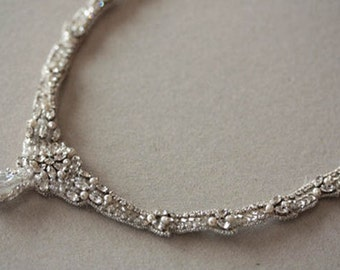Wedding Necklace - Oriana (Made to Order)