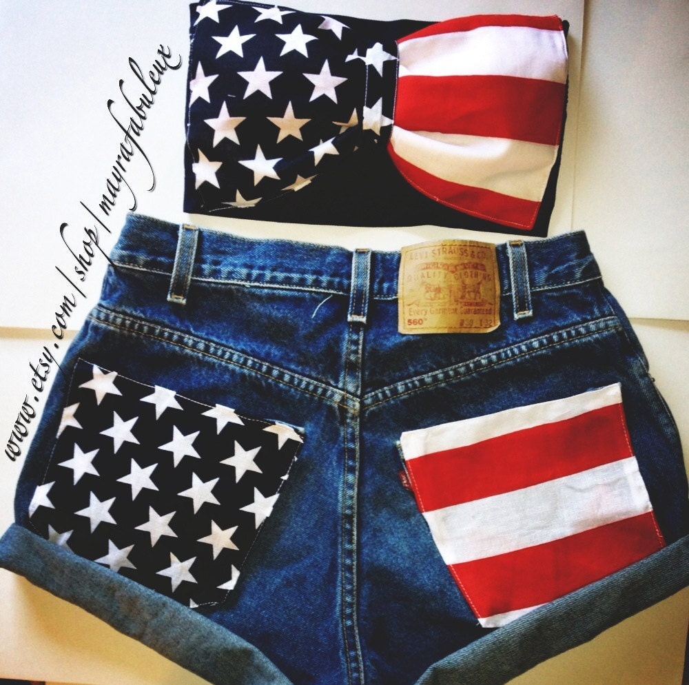 high waisted shorts designs - photo #25