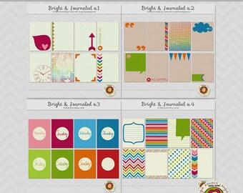 Bright & Journaled Bundle
