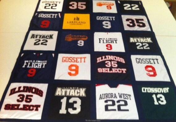 Custom T-Shirt Quilt: Twin Hand-Tied : custom tshirt quilts - Adamdwight.com
