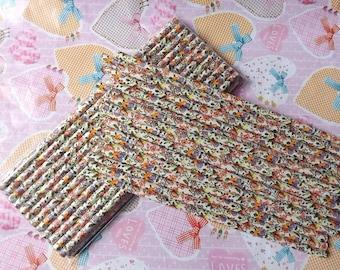 50 Flower Paper Straws-Pop Sticks Party Drinking Straws-Wedding,craft shows,baby Showers,backyard bbq