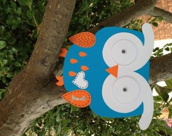 Giggle and Hoot Invitations