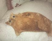 Extreme Prim Cat hotpad