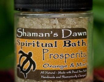 Prosperity Spiritual Bath Salts