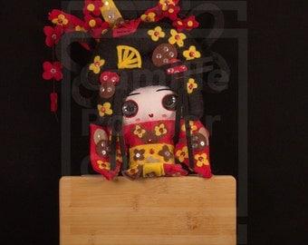 Fûki/OOAK/Handmade Doll