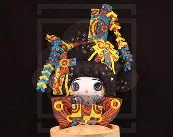 Chôko/OOAK/Handmade Doll