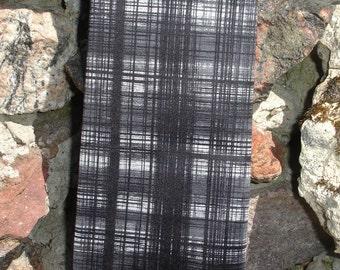 DAVID MOSS silk tie vintage