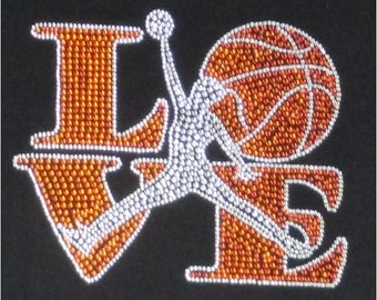 Love Basketball T-Shirts - Women