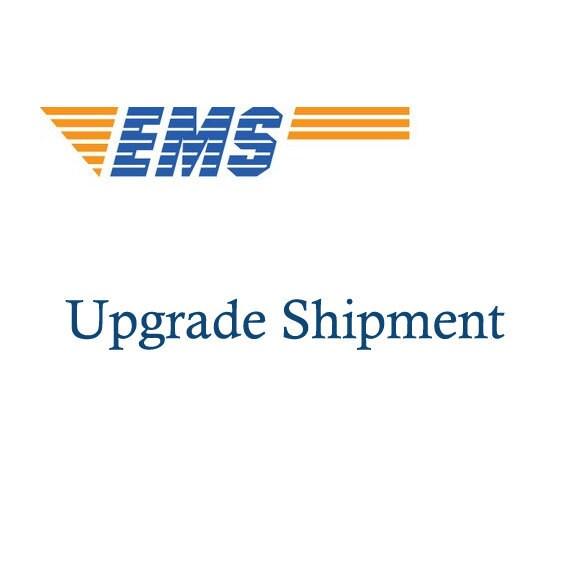 Upgrade Shipment- Expedite Mail Service