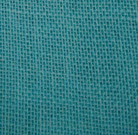 47 48 inch jade colored burlap roll 5 yards for Colored burlap fabric