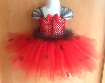 Ladybird Tutu Dress