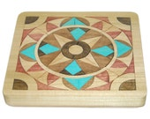 Wooden Mosaic Puzzle  - Dream Weaver