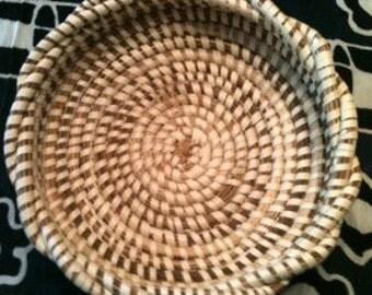Charleston Sweetgrass Braided Basket