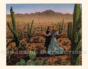 Desert Dancers no. 19