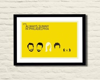 Its Always Sunny In Philadelphia Poster 11 X 17