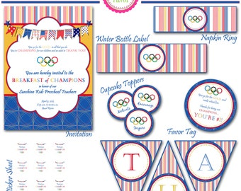 Olympic Party Package