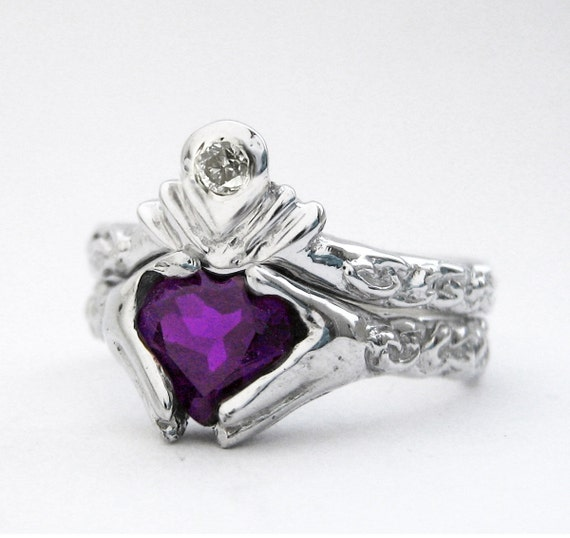 claddagh engagement ring - photo #30