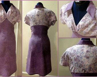 "Replica of Allie's Purple Dress from ""The Notebook"""